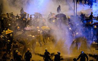 媒体人:年轻人抗议全港展开 港府管治瘫痪