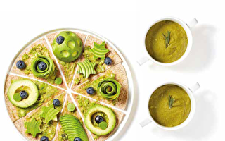 夏天午餐不用蒸 來個「冷便當」:酪梨拼盤