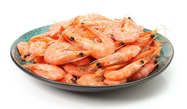 很多對蝦過敏的人,是因為吃到不新鮮的蝦。(Shutterstock)