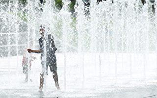 環境部發高溫天氣警報 多倫多週一和週二預計有雷雨