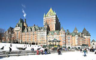 最新公布的加拿大五大热门旅游城市