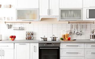 厨房里最易藏污的七个地方