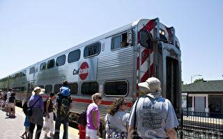 加州火車擬到2040年   客運量增近兩倍