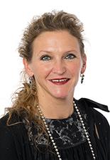 汝拉省(Jura)選區法國參議員西爾維‧維爾梅耶(Sylvie Vermeillet)近照。(法國參議院網站)