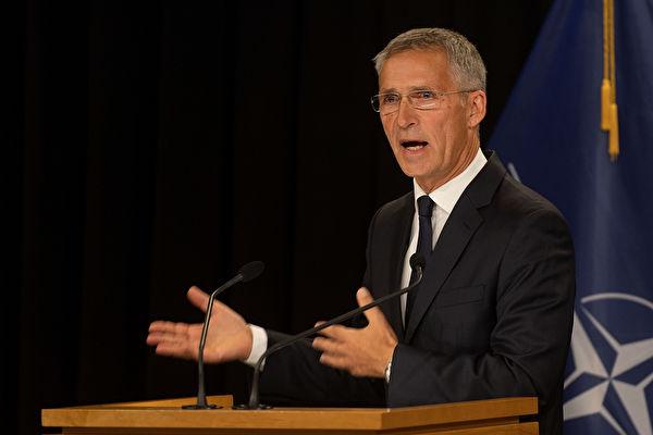 秘书长:中共在全球扩张 北约需做出反应