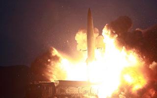 日韩官员:朝鲜在东海岸发射弹道导弹