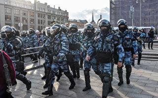 莫斯科数万人集会吁自由选举 八年来最大规模