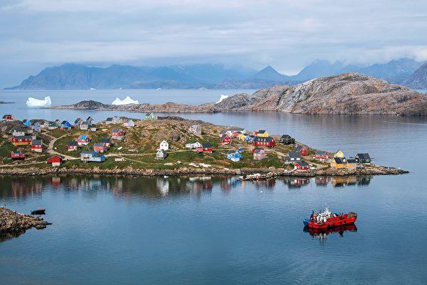 美國擬在格陵蘭設立領事館