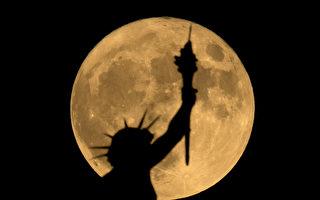 """今晚罕见""""黑月亮""""现天宇 意味着什么"""