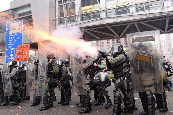 前列根幕僚:解體中共才能解決香港問題