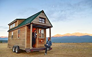 「移動小屋」浪漫又舒壓 樂享悠遊生活不求人