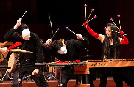 台灣第一家職業打擊樂團——朱宗慶打擊樂團將在溫哥華台灣文化節表演。(加拿大亞裔活動協會提供)