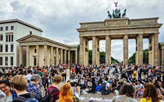 德國籲保障港人自由 港僑舉辦聲援活動