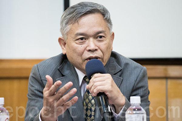 台大經濟系教授張清溪,資料照。(陳柏州/大紀元)