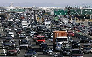 研究表明   舊金山灣區的通勤者每年多花100多小時