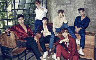 韓國人氣男團2PM資料照。(環球東洋提供)