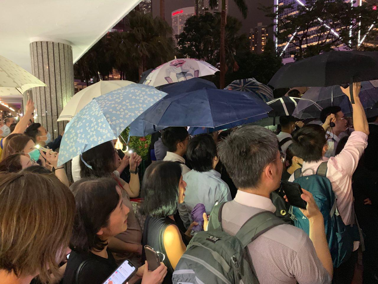 高天韻:雞蛋與高牆——香港抗暴者的風骨