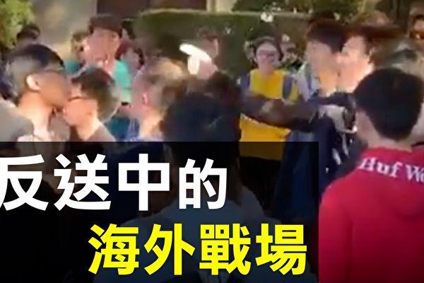【拍案惊奇】狂热或理性 香港反送中海外战场