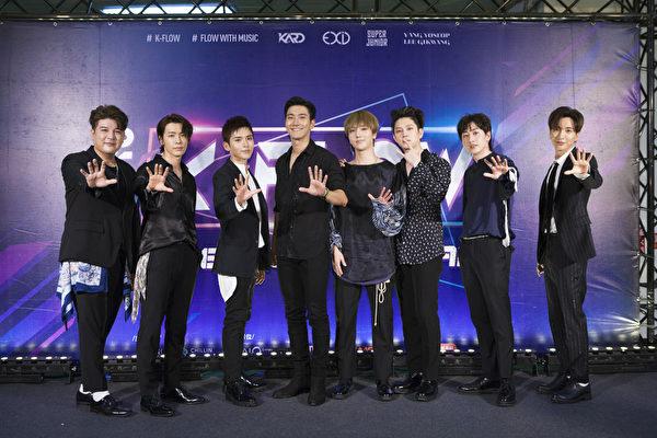 SJ全員到齊「SUPER SHOW 8」10月首爾開唱