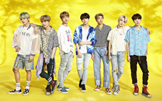 BTS《Lights》获日本百万单曲认证 韩歌手首例