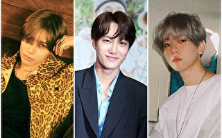 SM娛樂多團成員組成SuperM 10月進軍國際