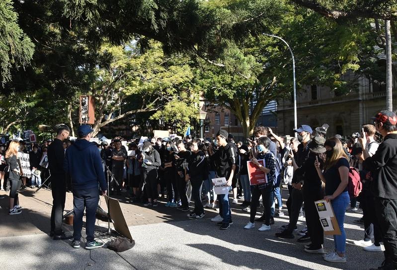 澳紐校園爆衝突 澳紐政府批中共使節言論不當