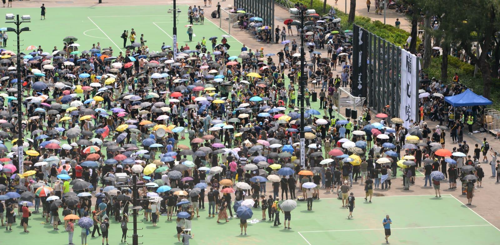 28萬人白宮請願:取消中港修例官員簽證