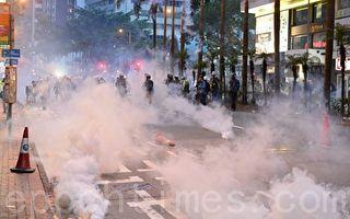 林忌:是谁在香港搞恐怖主义?