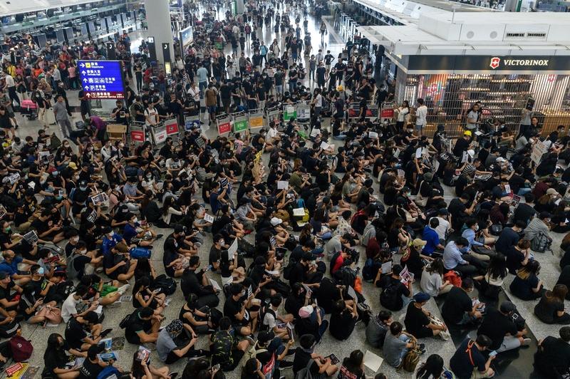美發佈香港旅遊警告 泰國考慮撤僑