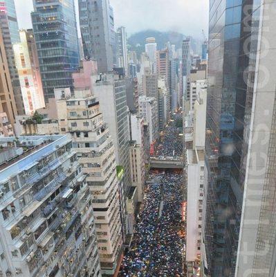 支持香港反送中 大陸再有人被傳喚或被刑拘