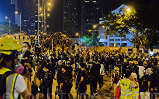 中共禁运黑衣至香港 被讽弱智和心虚