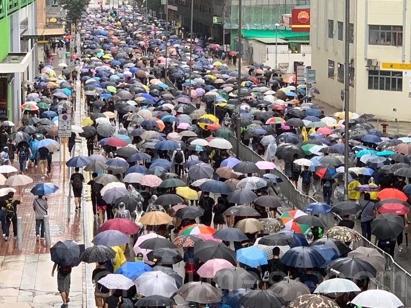 民陣十一集會遊行上訴遭駁回 稱人權狀況倒退