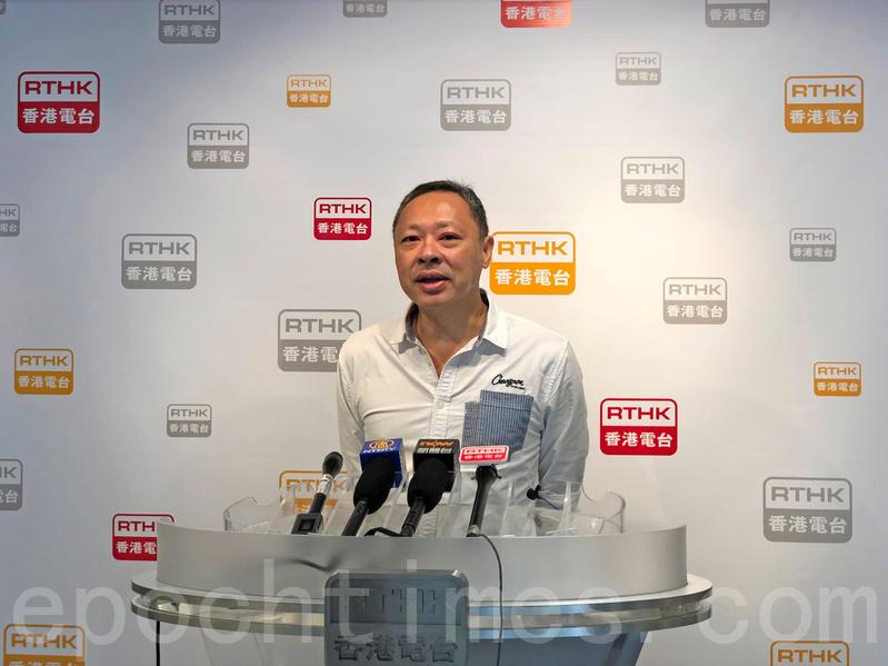 香港抗爭和勇合流 戴耀廷:當權者太不公