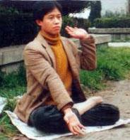 唐志強生前照片。(明慧網)