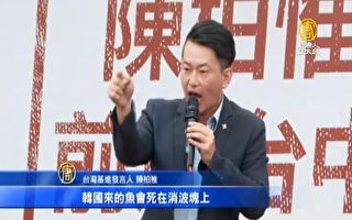 民进党与基进党合推立委选将 抗中共海啸