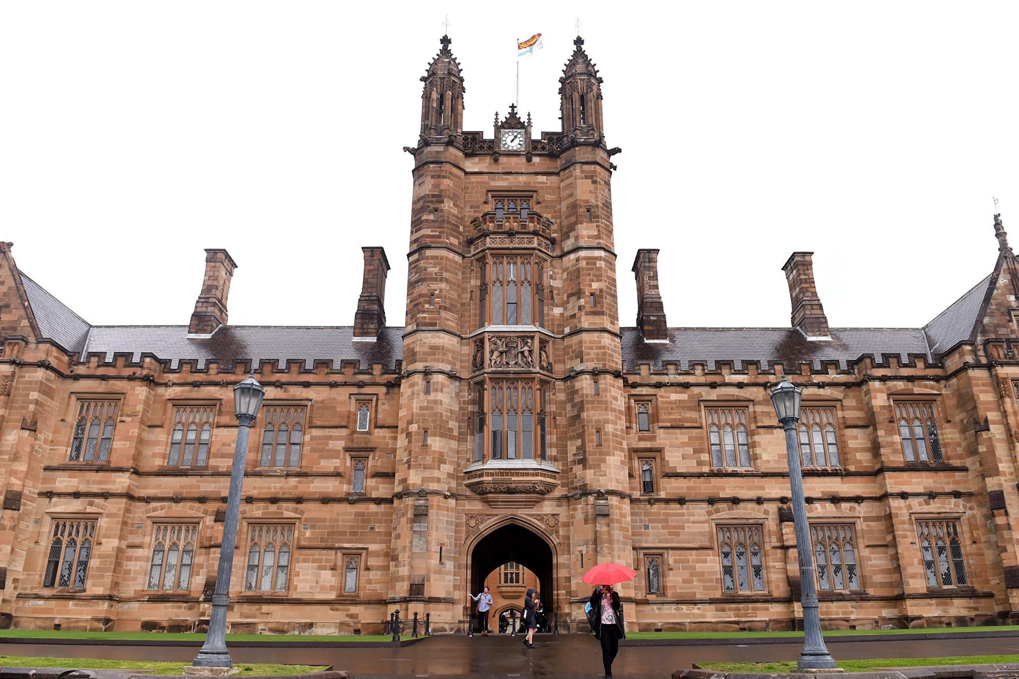 澳洲大學過度依賴中國留學生 恐拖累納稅人
