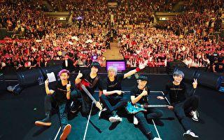 台灣樂團八三夭「一事無成的偉大」世界巡迴演唱會