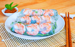 【美食天堂】越南春捲 |夏日完美食譜|