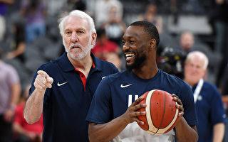 男籃世界盃:美國隊公布最新17人大名單