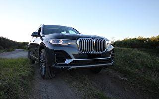 試駕BMW X7 30d 2019:功能駕乘體驗篇