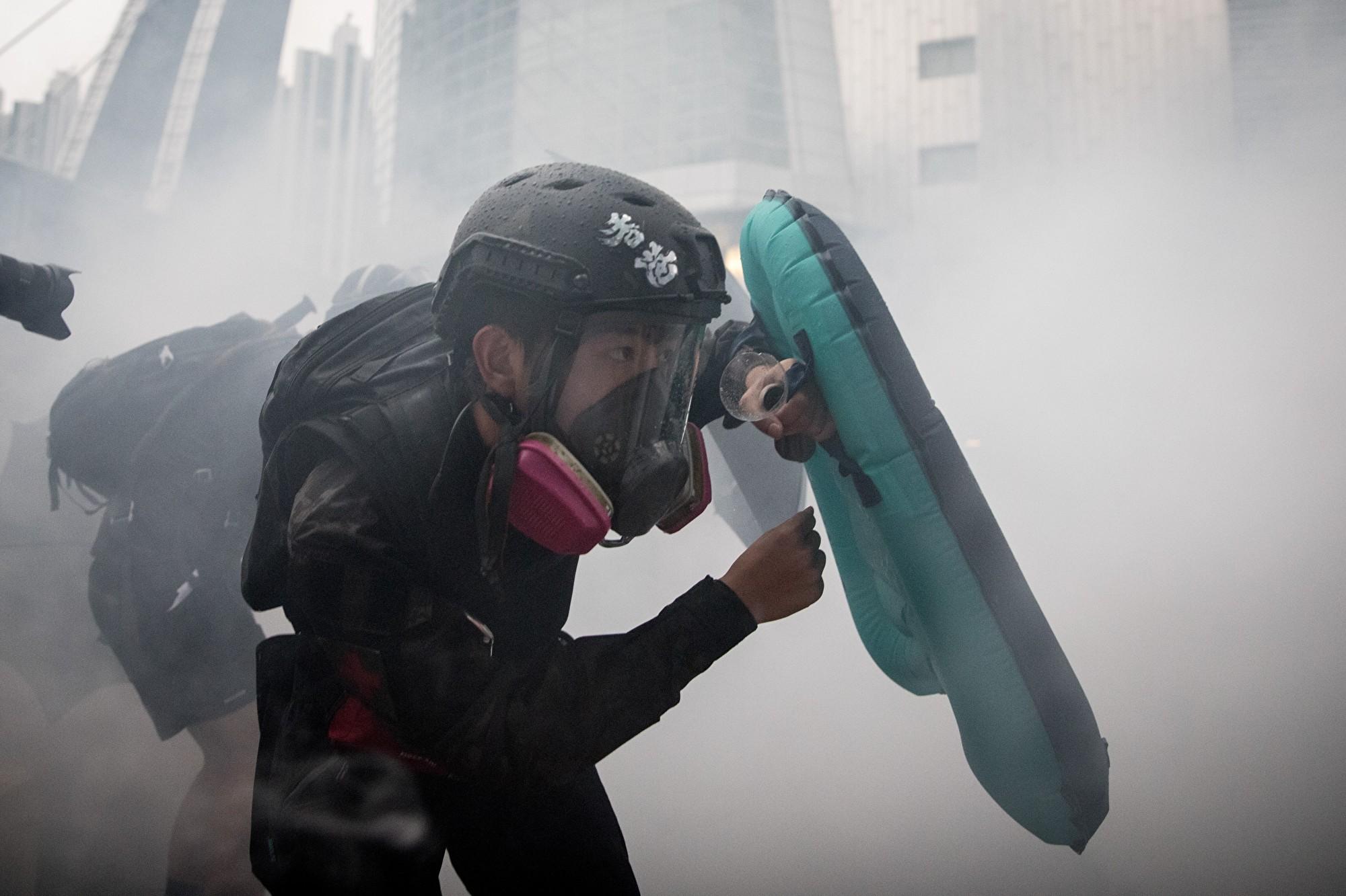 【拍案驚奇】8.31敏感日 白色恐怖籠罩香港