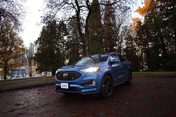 车评:高性能SUV!?2019 Ford Edge ST