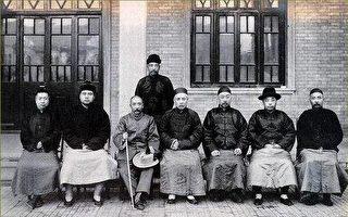 大總統徐世昌測一字 奇人料定戰爭結局