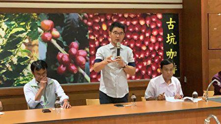 立法委員劉建國指出,「從7/5接獲農民陳情後,頻繁邀請農委會及農糧署官員到古坑鄉,主要是希望可以解決筍農問遇到的問題,辛苦收成能有好的結果。」