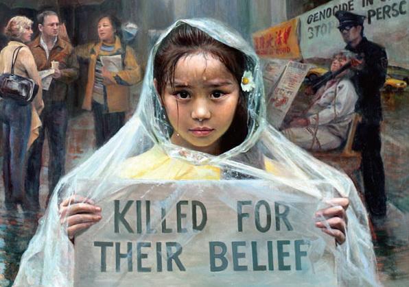 中共迫害20年 1598例法輪功學員失蹤案的背後