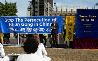 EFOFG欧副主席:20年太久 停止迫害