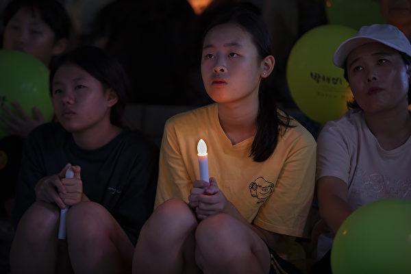 首爾舉行點亮夏夜的燭光人權電影節活動