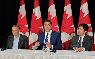 希爾承諾:嚴查毒品 阻芬太尼進加拿大