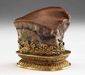 巧雕「肉形石」酷似東坡肉  巧從何來?