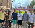 張林:紐約連儂牆力挺香港
